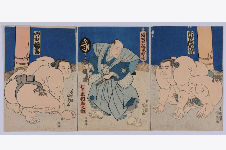 展示紹介 - 日本相撲協会公式サ...